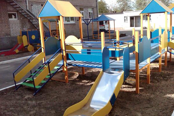 Детские площадки для детей с ограниченными возможностями